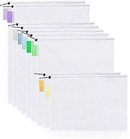 purifyou Premium Reusable Mesh/Produce Bags, Set of 9 | Supe