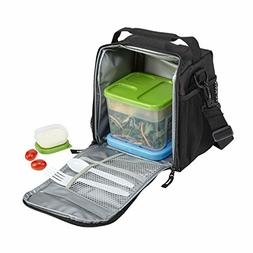 Rubbermaid LunchBlox Deluxe Dual Compartment Insulated Lunch