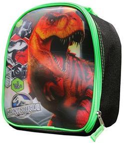 Jurassic World School Insulated Lunch Box Tote Bag Dinosaur