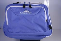 High Sierra Single Compartment Lunch Bag Blue, New with out
