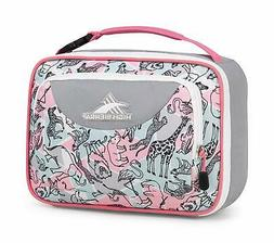 High Sierra Single Compartment Lunch Bag, Fully Padded Main