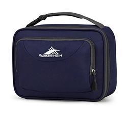 High Sierra Men's Single Compartment Lunch Bag Navy/Mercury