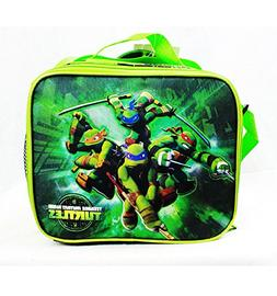 Teenage Mutant Ninja Turtles Soft Insulated School Lunch Box