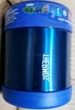 Thermos FUNtainer Blue Food Jar - 10 oz - Vacuum - Blue