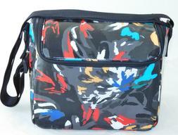 Vera Bradley Splash Floral Stay Cooler Lunch Bag NWT 14316-3