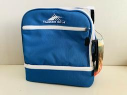 High Sierra Stacked Compartment Lunch Bag Travel Cooler NEW