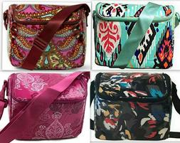 Vera Bradley Stay Cooler Lunch Bag NWT Choose Pattern FREE S