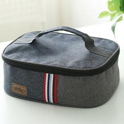 Lunch Bag for Women Thermal Insulated Lunch Food Tote Zip up