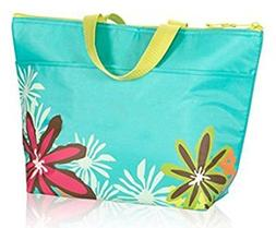 thirty one thermal tote turquoise