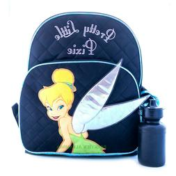 Tinkerbell Backpack, Lunch Bag with Water Bottle Disney Fair