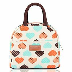 BALORAY Tote Bag Lunch Bag for Women Lunch Box Insulated Lun