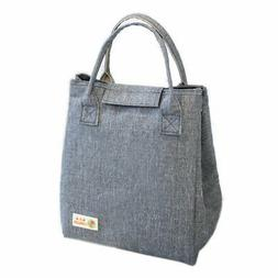 Tote Bento Lunch Bag Insulated Lunch Cooler for Kids Girls W