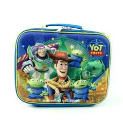 Toy Story Kids Lunch Box Bag with Shoulder Strap for Boys Di