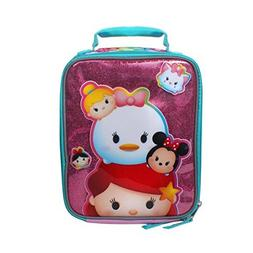 Disney Tsum Tsum Lady Tsum Insulated Vertical Lunch Bag