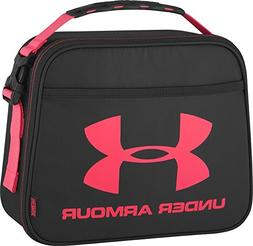 Under Armour Lunch Box, Black/Pink