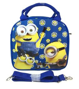 Universal Minions Insulated Lunch Bag  Shoulder Strap Color