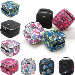 US Lunch Bag Insulated Cooler Picnic Storage Box For Work Me