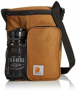 Carhartt Vertical Insulated Lunch Cooler Bag with Water Bott
