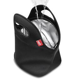 Waterproof Lunch Bag Double Layer Leakproof Neoprene Insulat