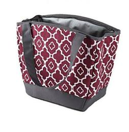 Fit & Fresh Hyannis Insulated Lunch Bag for Women, Soft Cool
