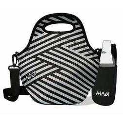women insulated adult neoprene lunch bag