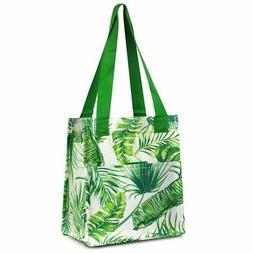 Women Insulated Lunch Bag Cooler Picnic Travel Zipper Food B