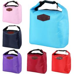 Big Insulated Lunch Bag for Women Girls Thermal Cooler Lunch