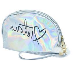 zipper purse bag