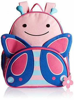 Skip Hop Zoo Little Kid and Toddler Backpack, Blossom Butter